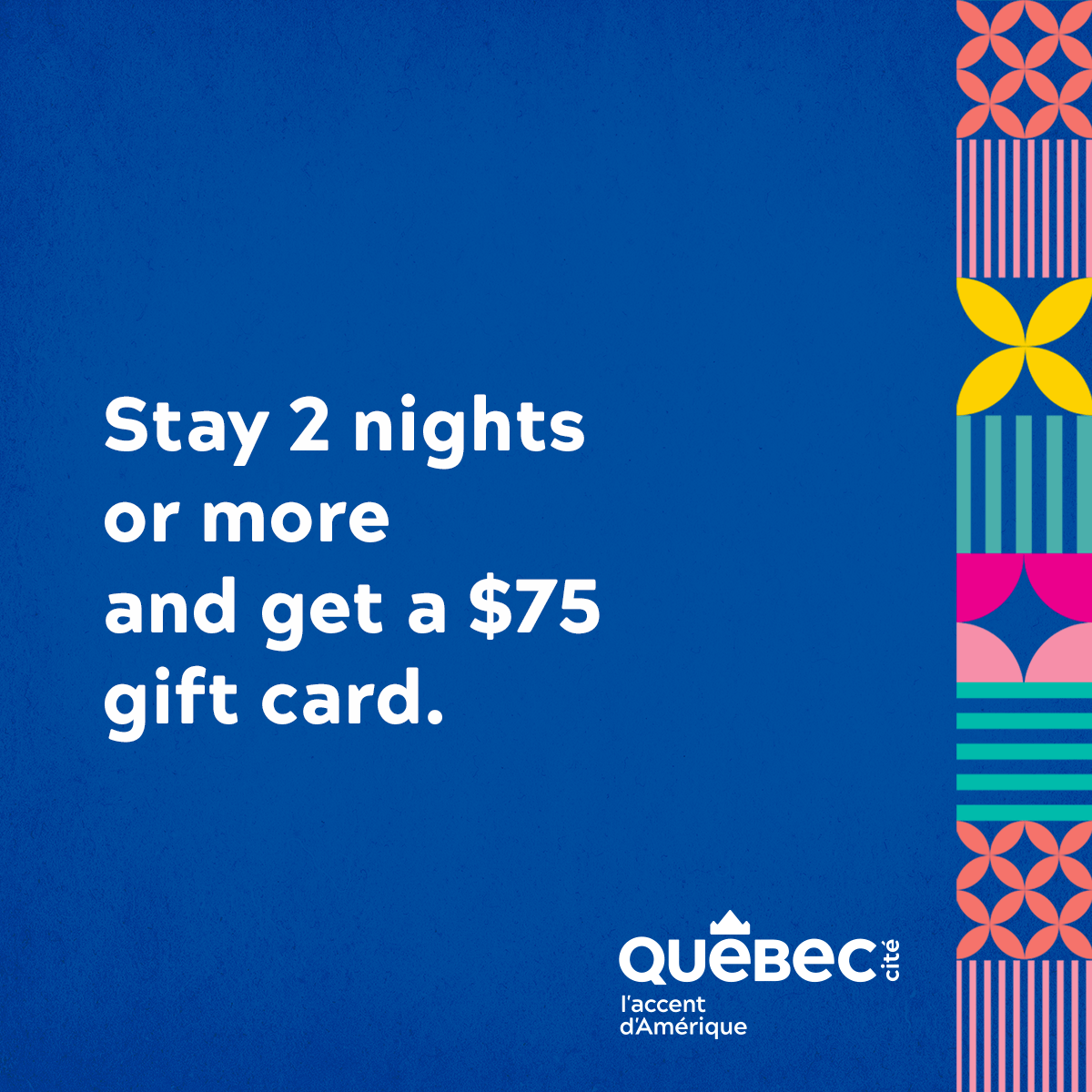 receive a $75 gift card